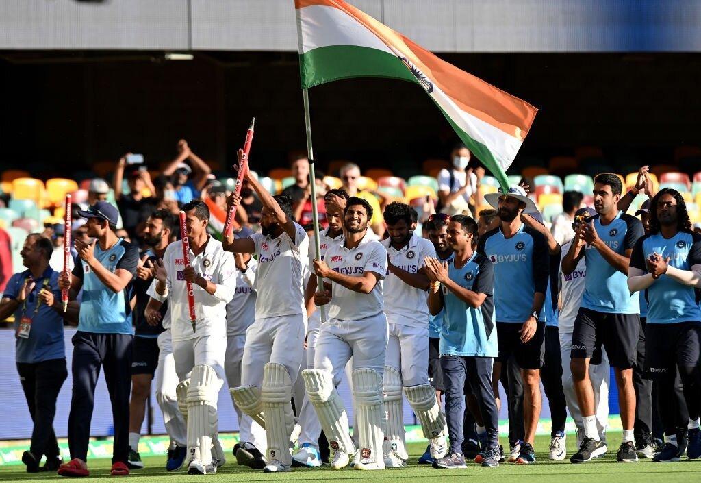 भारत ने टेस्ट क्रिकेट में अपना तीसरा सबसे बड़ा लक्ष्य हासिल किया