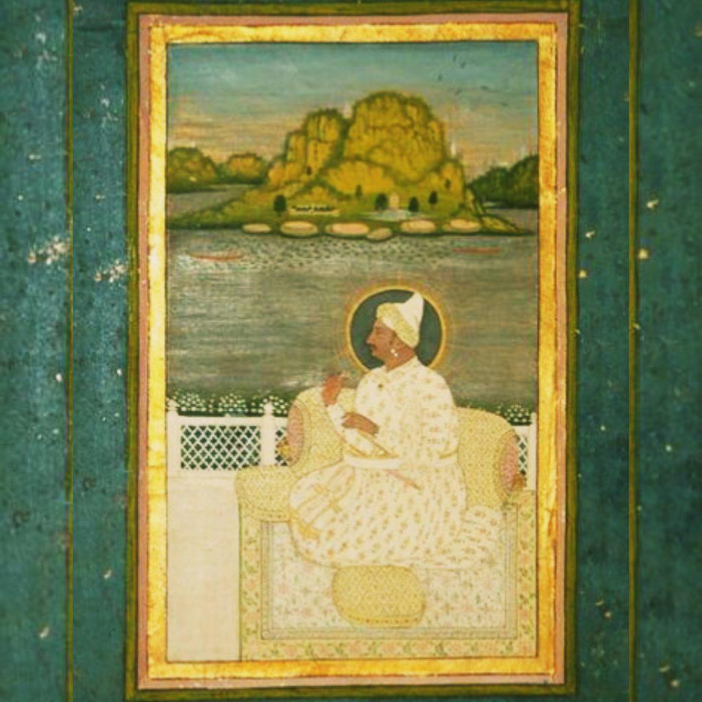 फतेहपुर सिकरी में मिली मुगलकालीन पानी की टंकी
