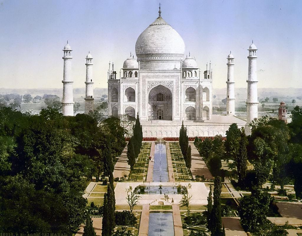ताज महल मुगलिया है या प्राचीन भारत की नायाब नक्काशी, प्रोफ. मार्विन मिल द्वारा दिए गए तर्क पर ध्यान दें!