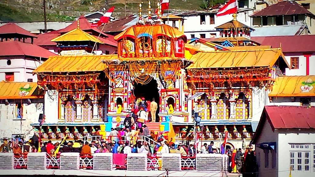 badrinath mandir chardham yatra