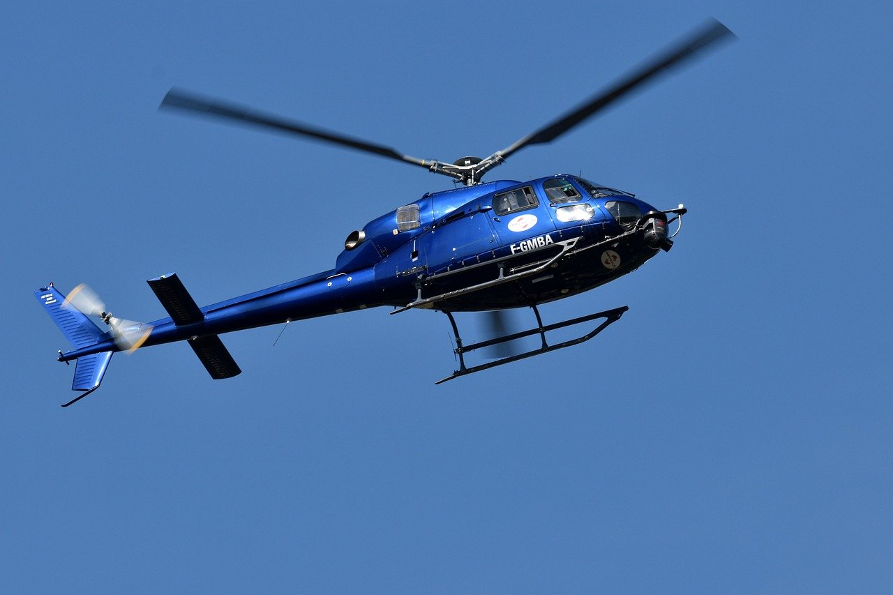 helicopter image
