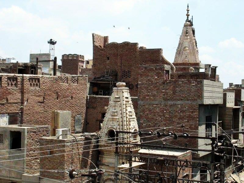 minorities holy Places in Pakistan hindu Temples पाकिस्तान