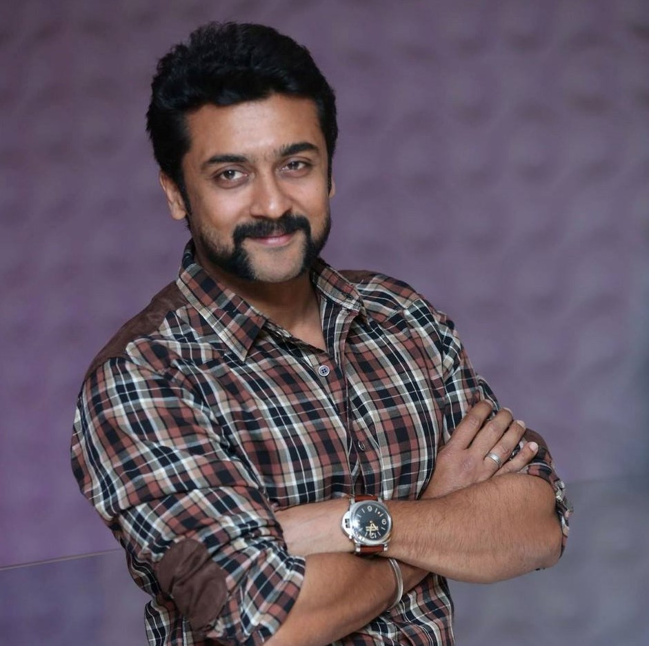 Suriya सूर्या Tamil Superstar
