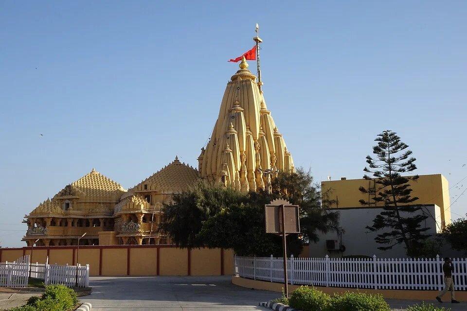 प्रधानमंत्री मोदी बने सोमनाथ मंदिर ट्रस्ट के अध्यक्ष