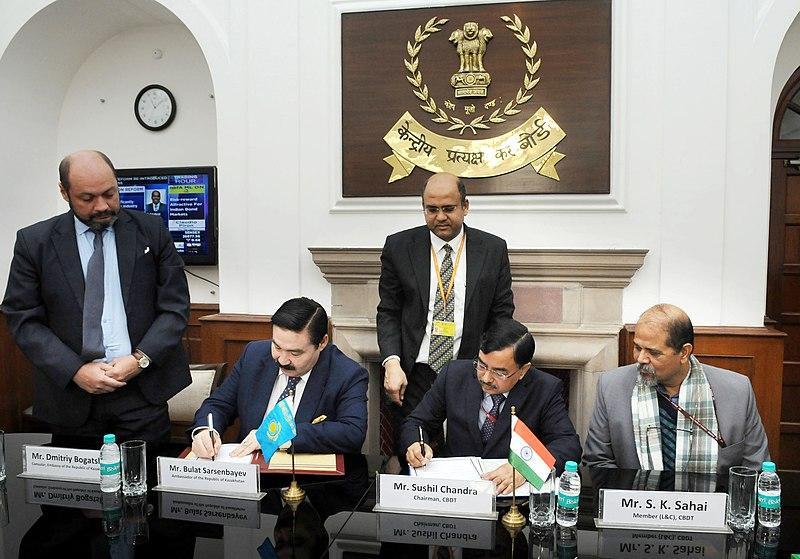 भारत और कजाकिस्तान के रिश्ते को इस साक्षात्कार से जानें