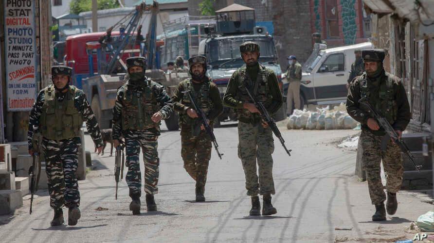 Huriyats in Kashmir terror funding