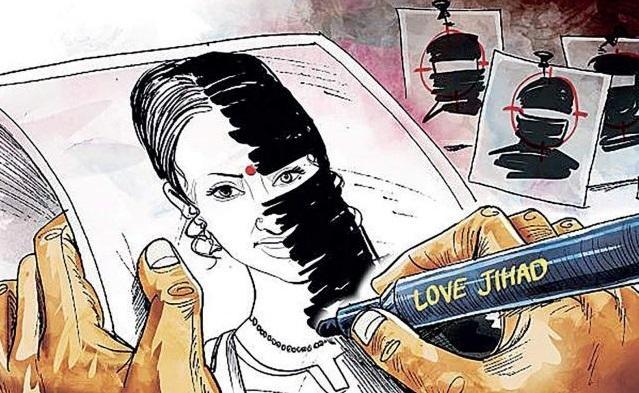 love jihad in India laws on love jihad