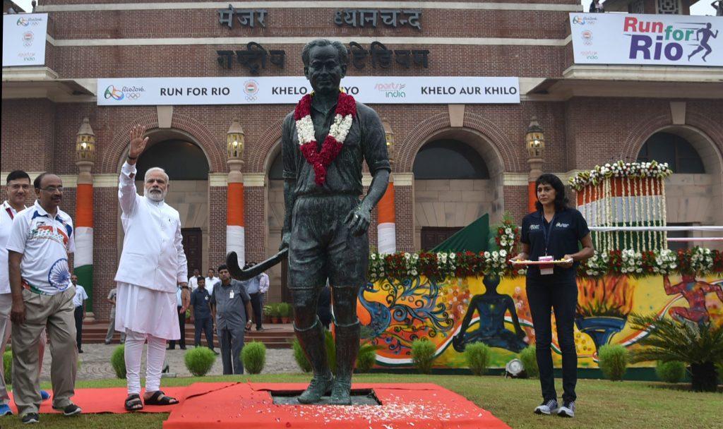 पूर्व कप्तान गोविंदा ने पूछा, ध्यान चंद को अब तक भारत रत्न क्यों नहीं?