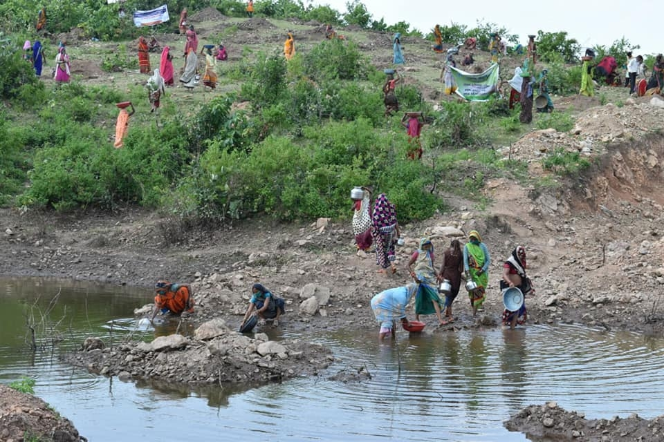 water problem in india