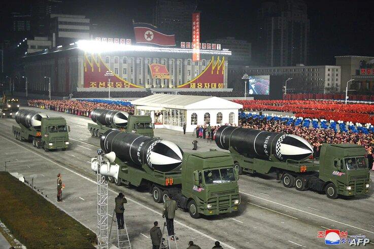 उत्तर कोरिया North Korea