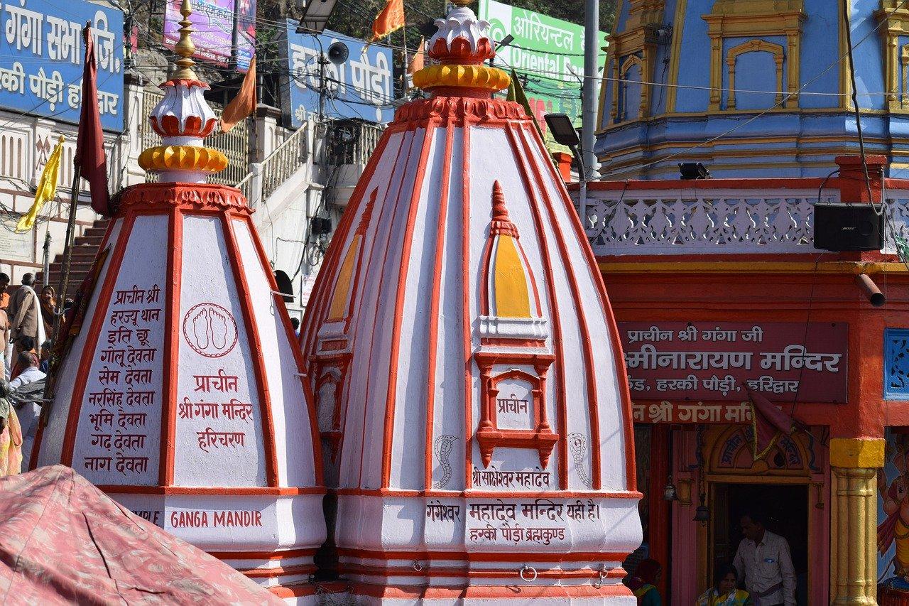 मंदिर uttar pradesh